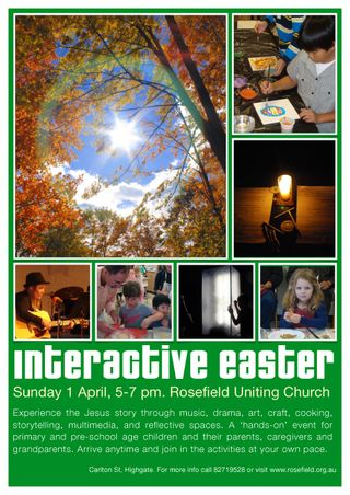 Interactive Easter 2012