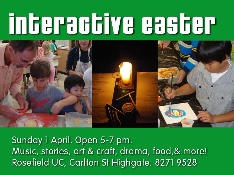Interactive Easter PPT