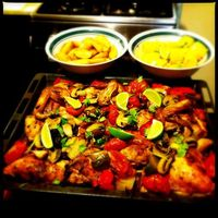 Mexican-Baked-Chicken