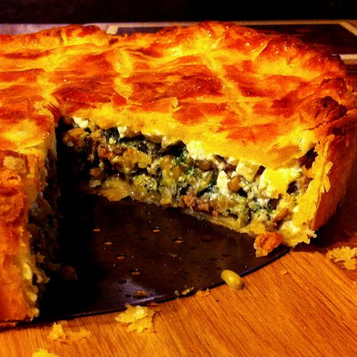 Freekeh-lamb-pie
