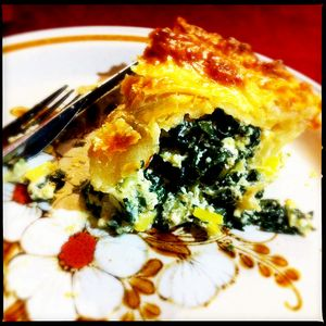 Spinach-and-cheese-pie